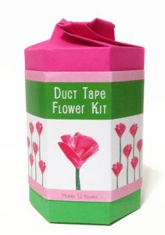 Duct Tape Flower Kit