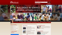 Bulldogs in Service 2015 Homepage Banner