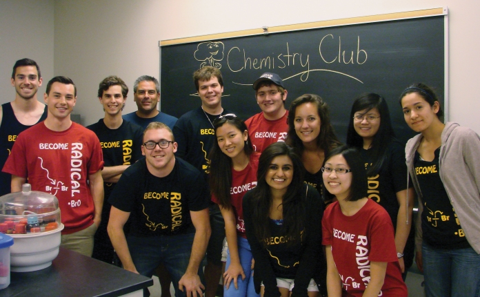 Chem Club T-Shirts