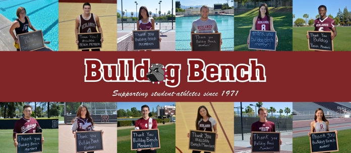 Bulldog Bench Thank You Email Banner